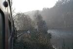 Most přes Vltavu.
