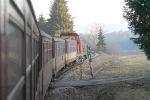 Náš vlak.