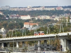 19-tram-on-bridge-between-stop-krejcarek-and-palmovka-3-10-2009