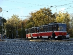 219-prague-tram-on-stop-chotkovy-sady-28-10-2010