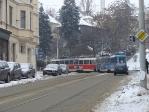 244-prague-tram-on-crossing-moskevska-x-francouzska-near-stop-ruska-19-12-2010