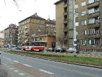 248-prague-tram-on-vrsovicka-street-near-stop-slavia-26-3-2011