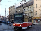 69-prague-trams-on-stefanikova-street-and-on-crossing-andel-29-11-2009
