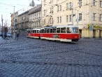 74-prague-tram-on-crossing-andel-29-11-2009