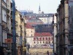 75-prague-trams-on-stop-palackeho-namesti-from-andel-and-na-belidle-street-through-vltava-river-29-11-2009
