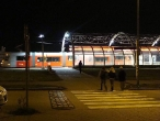 77-prague-tram-on-stop-and-terminus-sidliste-barrandov-29-11-2009