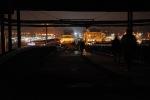 Svinovské mosty po tmě