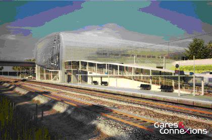 Gare de Belfort-montbeliard TGV