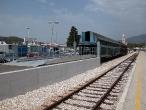 Split - Vozy na přepravu automobilů