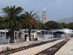 Nádraží ve Splitu
