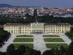 Zámek Schonbrunn, Vídeň, Foto: Miroslav Vyka