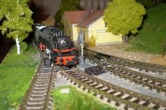 Modely železnice