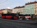 Autobusové obratiště Praha - Smíchovské nádraží
