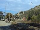 Celkový pohled na nádraží Jakubčovice nad Odrou