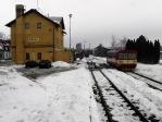 nádraží Dobruška (02/2010)