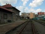 Osiřelé novojíčínské nádraží
