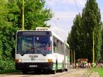 Náhradná doprava - linka X