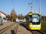 Nová nízkopodlažní tramvaj Vario LF v Plzni