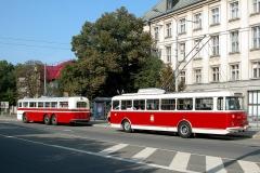 trolejbusy v ČR