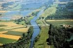 Řeka Odra na soutoku s Olší