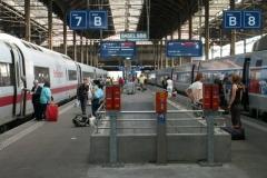 Vysokorychlostní železnice