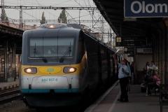 Železniční vozidla Českých drah