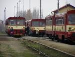 Regionální železniční doprava