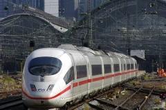 železniční vozidla - Evropa