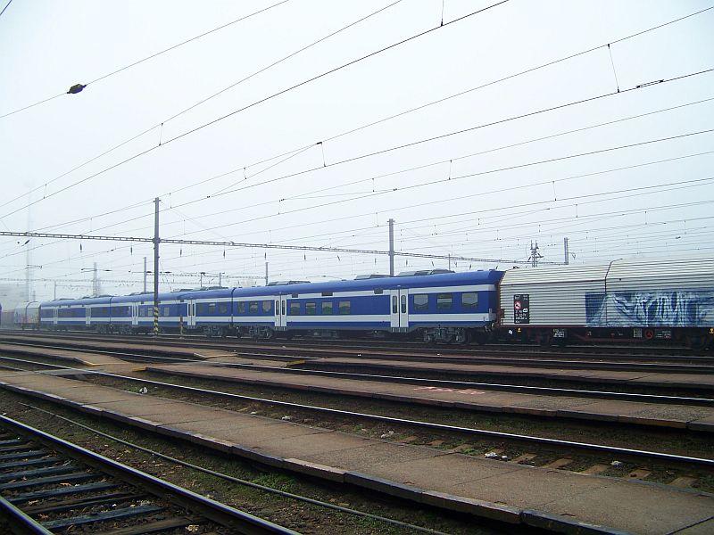 Vagony pro Izrael 22.10.2008 ve Veselí nad Lužnicí