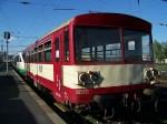 Česká a německá realita železnice
