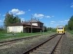 Jediný vlak denně v Hranicích