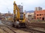 Rekonstrukce stanice...