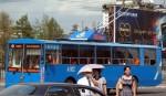 Nový mongolský trolejbus<br/>ilustrační foto