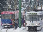 Křižování libereckých tramvají