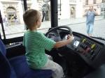 malý řidič jihlavské 26Tr