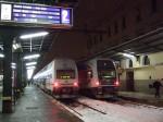 Městští sloni na Masarykově nádraží v Praze