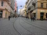 Pěší zóna v centru města