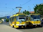 Dosavadní obnova vozového parku tramvají v Plzni