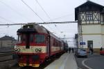 Dnešní podoba železničního spojení Prahy s Libercem