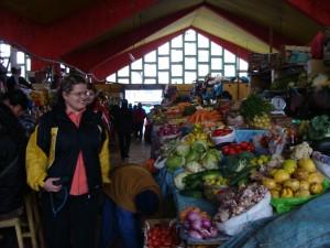 Puno - tržnice dne 17. 2. 2011