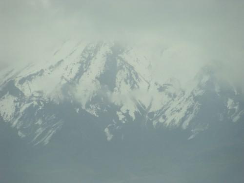 Vulkán Misti je stále činný a také se již nachází v Národní reservaci Salinas y Aquada Blanca 18.2.2011 8:23.