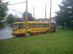 38 nachystaná na převoz do města Rovno