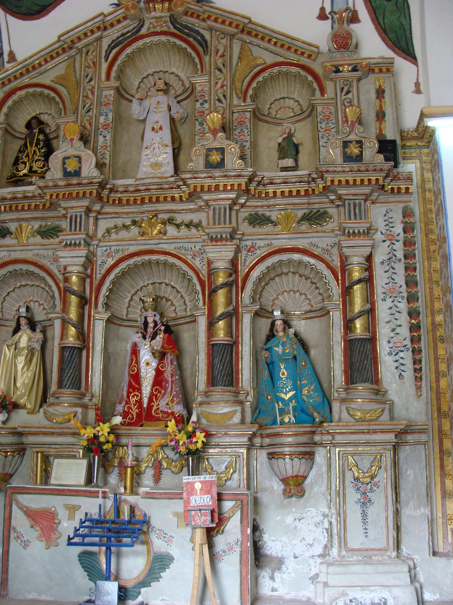 Coparaci - kostel Tempo de Yanque dne 19. 2. 2011 7:17