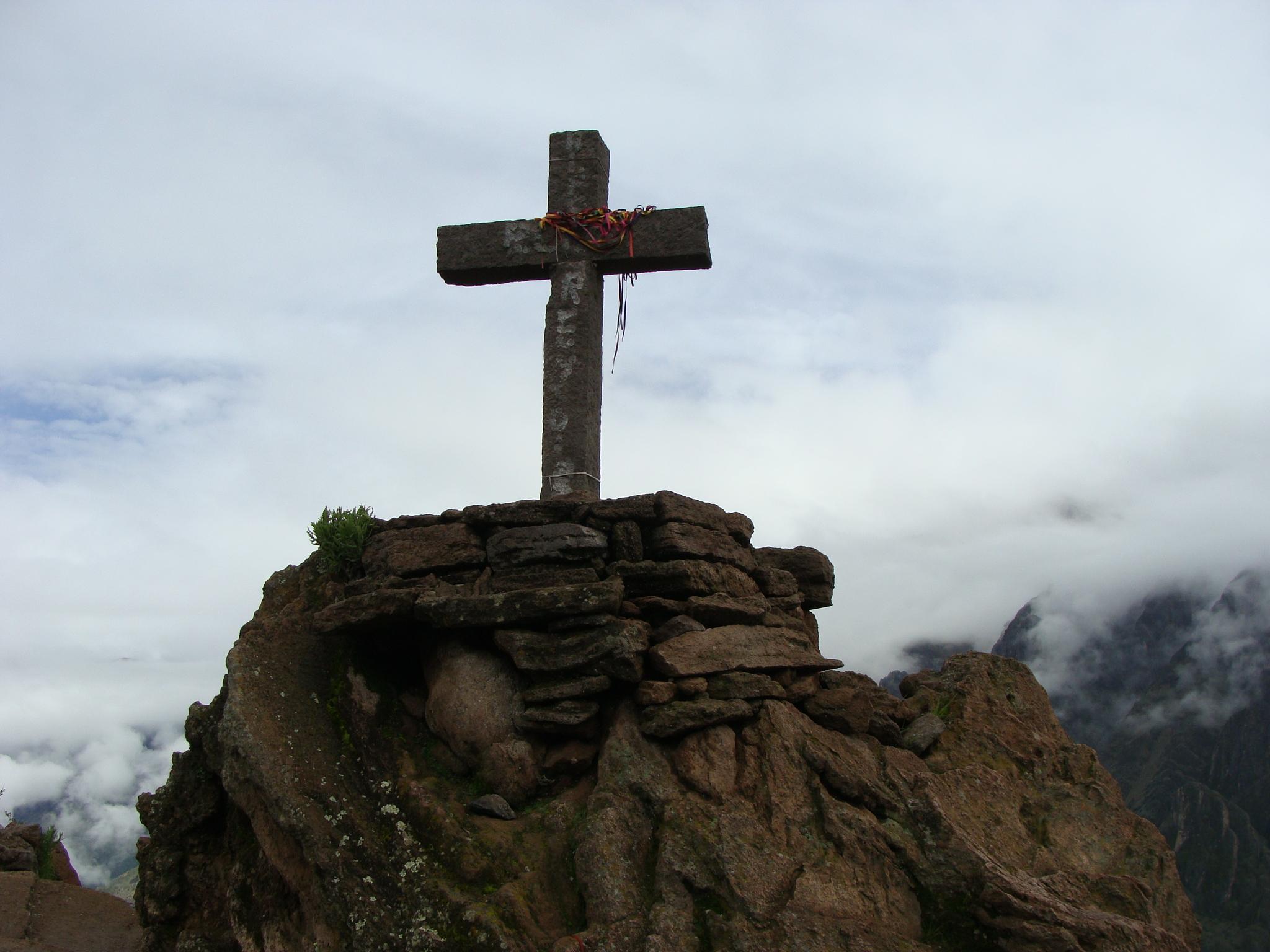Kaňon Colca - Cruz del Condor - kříž 19. 2. 2011 9:01