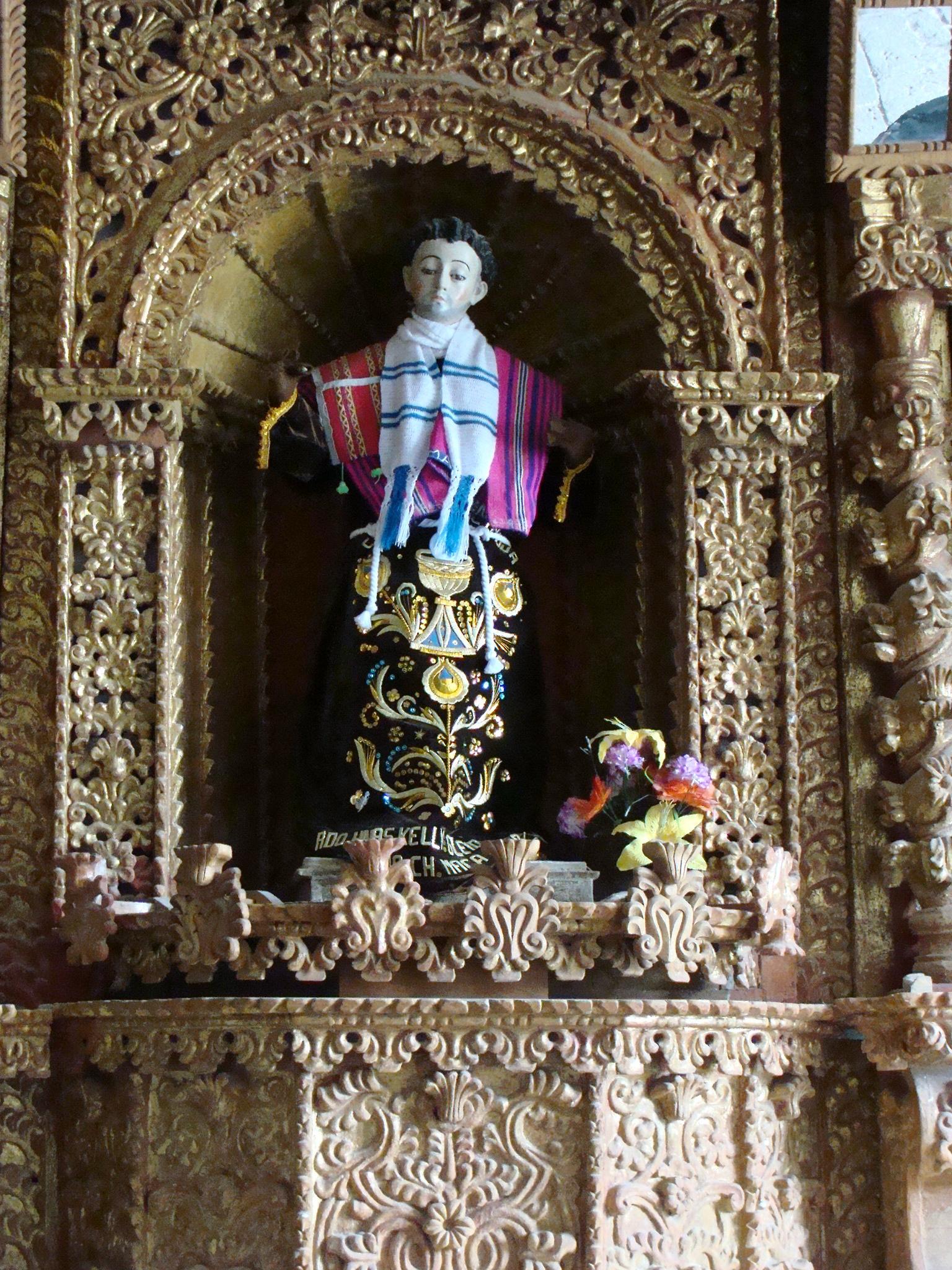 Maca - kostel Svaté Anny 19. 2. 2011