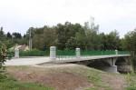 Most U Jánů po dokončení rekonstrukce
