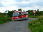 Autobus IDS Praha v Nučicích