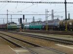 Potkat nákladní vlak ČD Cargo je čím dál tím vzácnější