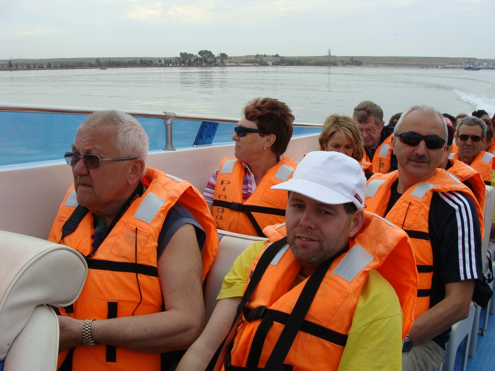 Paracas - cesta na Islas Balestas 22. 2. 2011