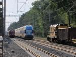 Český železniční koridor